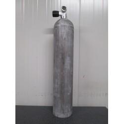 Bombola Alluminio S40 LT 5,7 - RUBINETTO USCITA M26X2