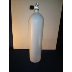 Monobombola litri 12,0 con rubinetto monoattacco Scubatec