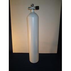 Monobombola litri 8,5 con rubinetto Side Mount Scubatec