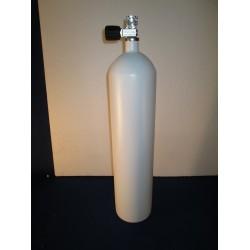 Monobombola litri 10,0 con rubinetto monoattacco (destro o sinistro) Scubatec